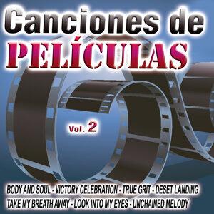 Canciones De Pelicula Vol.2