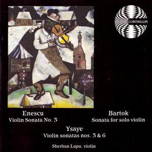 Enescu Bartok Ysaye