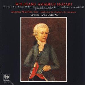 Mozart, Concertos for Flute & Orchestra