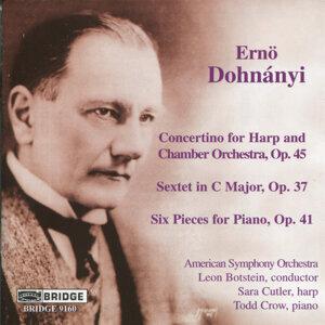 Music of Erno Dohnanyi