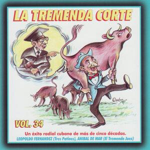 La Tremenda Corte: Un Éxito Radial Cubano de Más de Cinco Décadas, Vol. 34