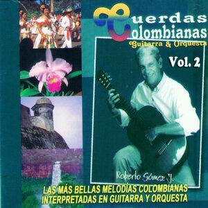 Cuerdas Colombianas: Guitarra Y Orquesta Volume 2