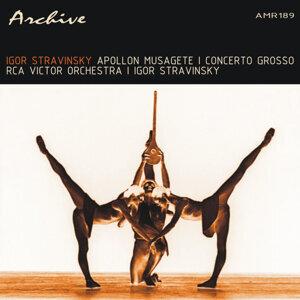 Stravinsky: Apollon Musagete & Concerto Grosso