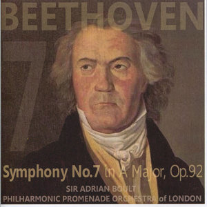 Beethoven: Symphony No. 7 in A Major