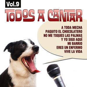 Todos A Cantar Vol. 9