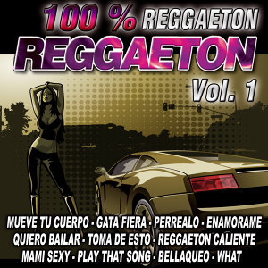 Reggaeton 100 %-Vol. 1