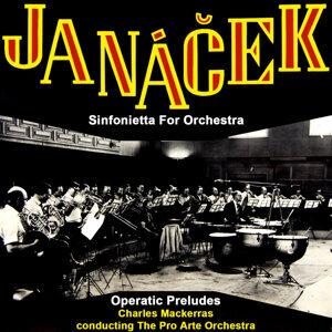 Janacek: Sinfonietta For Orchestra