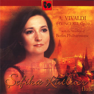 Vivaldi: Concertos for Flute & Orchestra