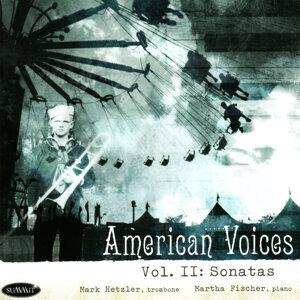 American Voices Vol. II: Sonatas