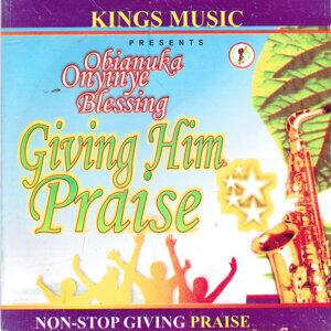 Giving Him Praise