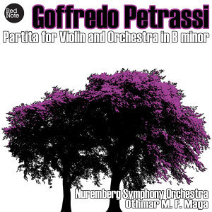 Petrassi: Partita for Violin and Orchestra in B minor