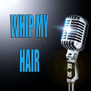 Whip my hair (In the style of Willow Smith) (Karaoke)