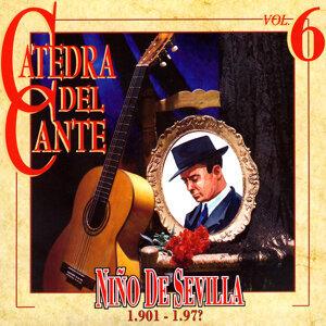 The Best Collection. History of Flamenco. Vol. 6: Niño De Sevilla