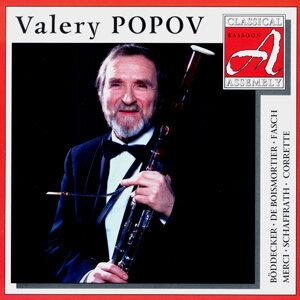 Classical Assembly. Valery Popov - Boddecker, Corrette, Boismortier, Merci, Fasch, Schaffrath