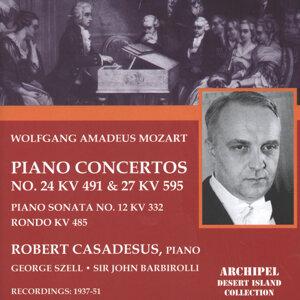 Mozart: Piano Concertos No. 24 & 27 - Casadesus