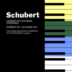 Schubert Symphony No. 8 & 1
