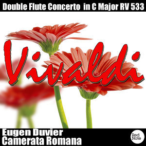 Vivaldi: Double Flute Concerto in C Major RV 533