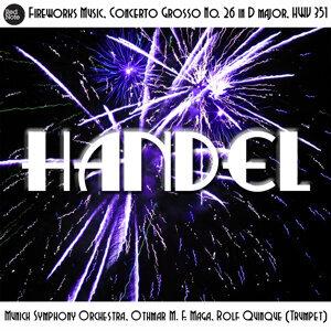 Handel: Fireworks Music, Concerto Grosso No. 26 in D major, HWV 351