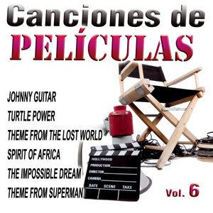 Canciones De Pelicula Vol.6