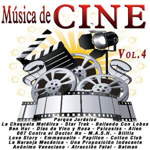Música de Cine Vol.4