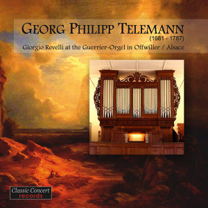 Georg Philipp Telemann: A Monography for Organ