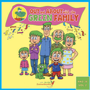 Out And About With The Green Family Vol. 2