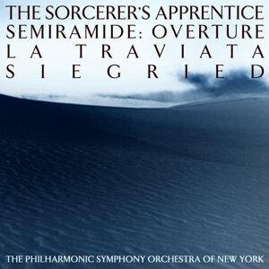 The Sorcerers's Apprentice / Semiramide: Overture / La Traviata / Siegfried / Semiramide: Overture