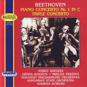 Ludwig van Beethoven: Piano Concerto No.1, Triple Concerto