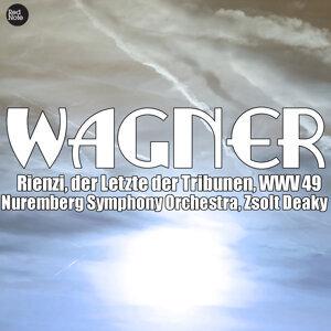 Wagner: Rienzi, der Letzte der Tribunen, WWV 49