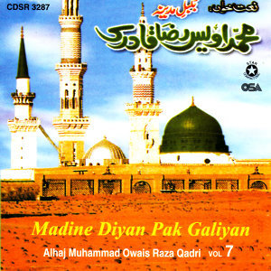 Madine Diyan Pak Galiyan Vol. 7