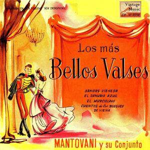 """Vintage Belle Epoque Nº 29 - EPs Collectors, """"Los Más Bellos Valses"""""""