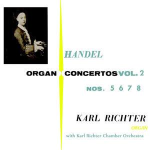 Handel Organ Concerts Volume 2