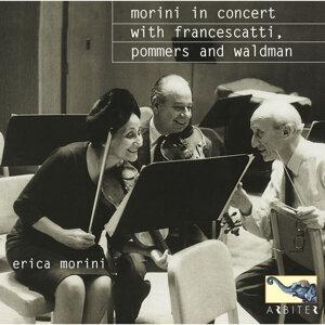 Erica Morini In Concert: With Zino Francescatti