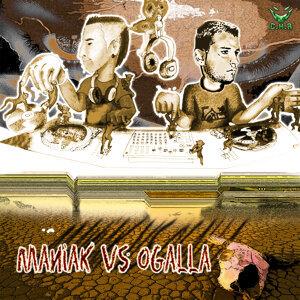 Maniak vs. Ogalla - EP
