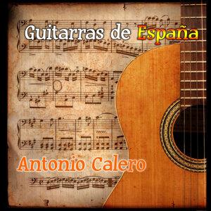 Guitarras de España: Antonio Calero