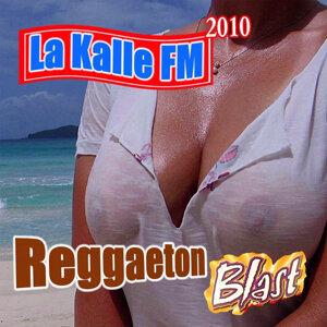 Reggaeton Blast 2010