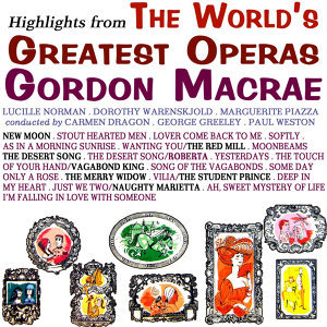 Highlights From The World's Greatest Operettas