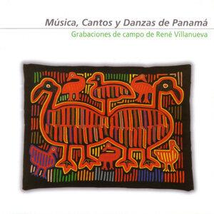 Música, Cantos Y Danzas de Panamá