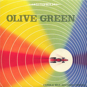 Olive Green - EP