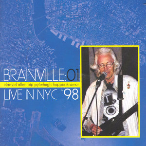 Brainville At The Knitting Factory, NYC, 1998