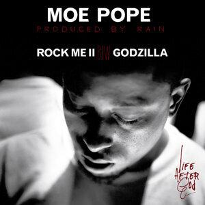 Rock Me II b/w Godzilla