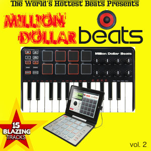 Hip-Hop, Rap, Pop Tracks, Beats and Instrumentals for Songwriters Vol. 2