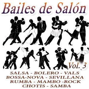 Bailes De Salon Vol.3