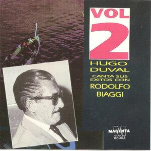 Hugo Duval Canta sus exitos con Rodolfo Biaggi Vol 2