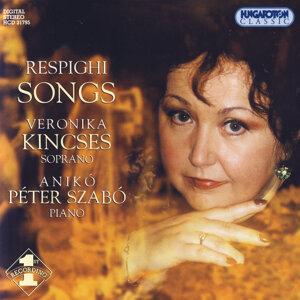 Ottorino Respighi: Songs
