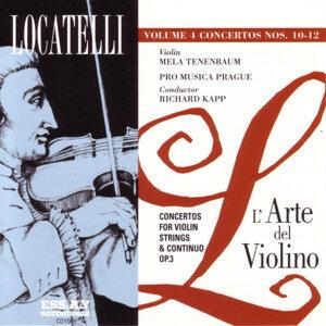 Locatelli: L'Arte del Violino, Op.3 Vol. 4