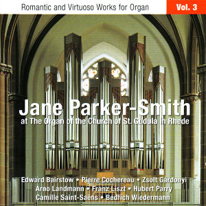 Bairstow, Cochereau, Gárdonyi, Landmann, Liszt, Parry, Saint-Saëns & Wiedermann: At the Organ of the Church of St. Gudula