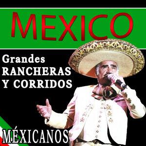 México. Grandes Rancheras y Corridos Mexicanos