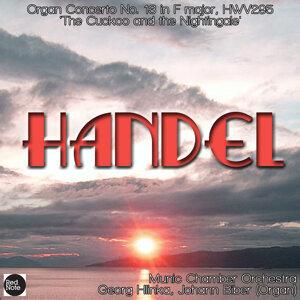 Handel: Organ Concerto No. 13 in F major, HWV295 'The Cuckoo and the Nightingale'