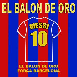 Messi - El Balon De Oro